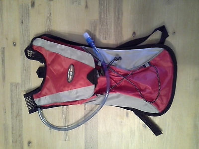 2 pack hydration back pack 2 litre with bladder