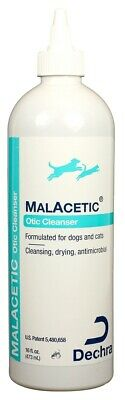 MalAcetic Otic Cleanser (16 oz)
