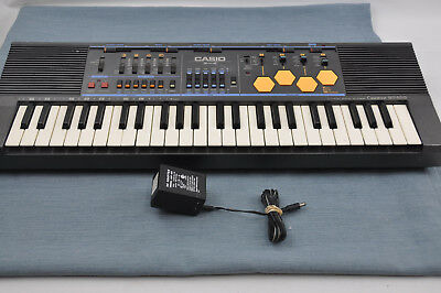 CASIOTONE MT-500 Retro ELECTRONIC KEYBOARD Casio Vintage 1980's 90s
