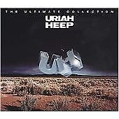URIAH HEEP / HEAP - The Very Best Of - Greatest Hits Ultimate Collection 2CD NEW