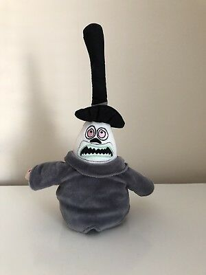 Disney Nightmare Before Christmas Disney The Mayor of Halloween town Soft Toy