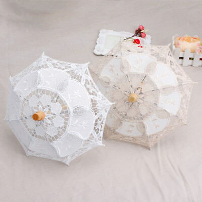 Photography Props Lace Umbrella Infant Studio Shooting Photo Prop Newborn Baby