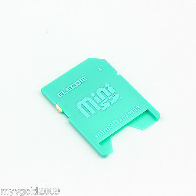 New MiniSD Card To SD Card Adapter, Mini SD Adapter, Brand New