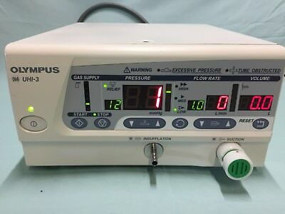 Olympus UHI-3 Insufflator with Yolk and Hose