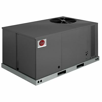 Rheem 3 Ton  Commercial Heatpump Package Unit,,460/3 phase