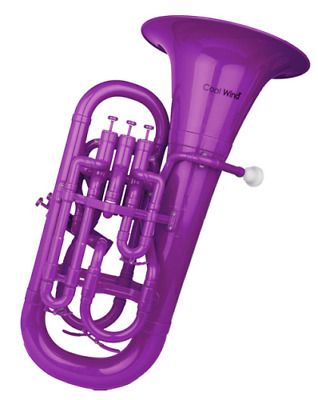 Coolwind CEU200PP Cool Wind Euphonium Purple