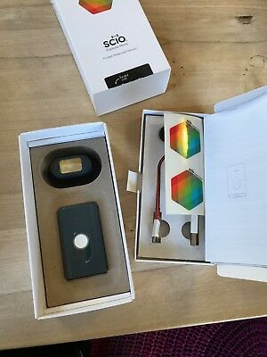 SCIO Pocket Molecular Sensor (neuwertig/like new)