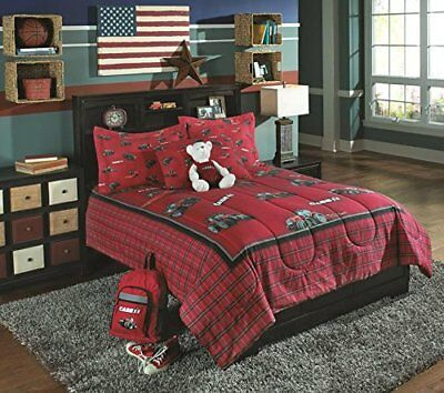 Case IH Harvester Twin Comforter Set