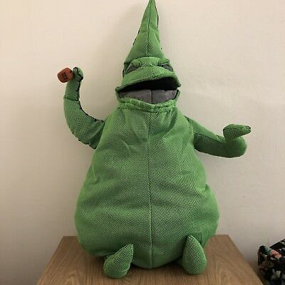"Disney Nightmare Before Christmas OOGIE BOOGIE Man 20"" Plush Doll NECA Rare!"
