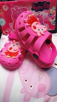 Peppa Pig Sand cores Rose Pink girl's Shoes