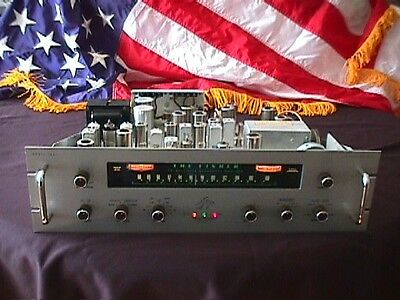 Fisher FM-1000 FMR-1 Vacuum Tube Tuner Restoration Kit now with COLOR PHOTOS!