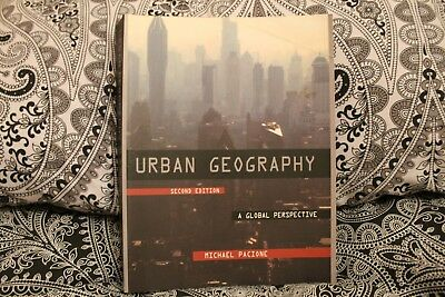Urban Geography Global perspective 2nd edition by Michael pacione