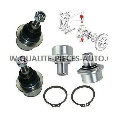 4x Rotules, pivots de Suspension - Renault Clio 3 RS