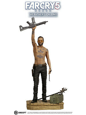 Ubisoft Far Cry 5 - The Fathers Calling Figur (32cm)