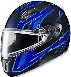 HJC CL-MAX 2 Snow Helmet Assorted Colors Size XS/S With/Without Electric Shield