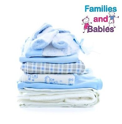 Baby Boys Age 0-6 Months 50 Item Bundle. Used Mixed Clothing. FREE P&P.