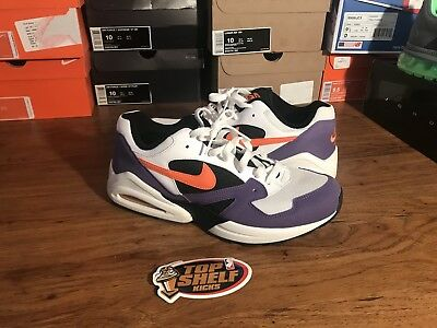 Nike Air Tailwind 92 Retro Suns Authentic Size 10.5 Purple Og Runner Nice Vnds
