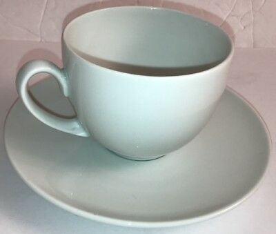 7 Sets Block Ionia Greece Athens White Coffee Cups