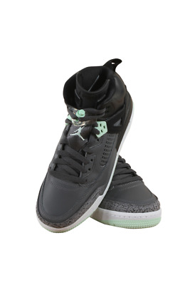 Grade School Jordan Spizike Gg 535712-015 Black Mint Foam Dark Grey