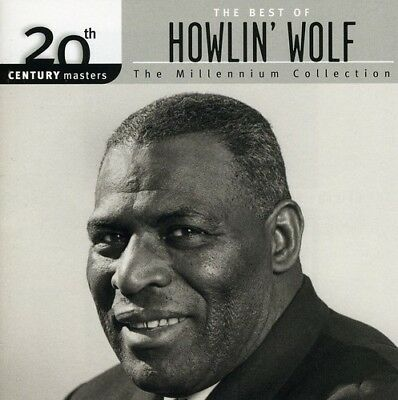Howlin' Wolf - Millennium Collection-20th Century Masters (CD Used Like New)