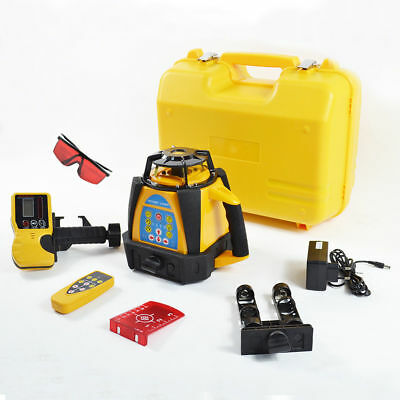 Top Self-Leveling Rotary/ Rotating Laser Level 500M Range  Quality