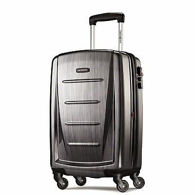 "Samsonite Winfield 2 Fashion 28"" Spinner Charcoal"
