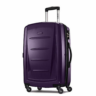 "Samsonite Winfield 2 Fashion 28"" Spinner Purple"