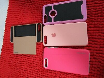Iphone 7 Plus Cases Lot 4