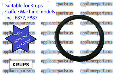Krups Coffee Machine Seal Part No MS0900684 - NEW - GENUINE - Models F880 F887