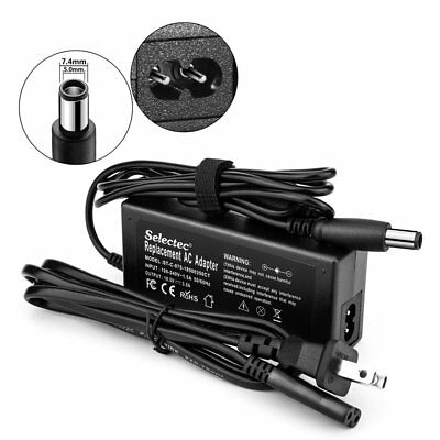 Power Charger AC Adapter For HP COMPAQ PRESARIO CQ57 CHARGER Laptop + Cord