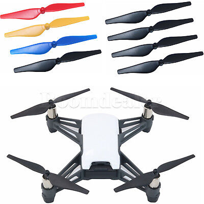 2Pairs Quick Release Propellers CCW/CW Props for RC DJI Tello Mini Drone Part #Y