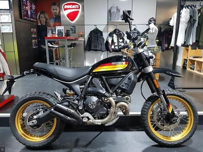 Ducati Scrambler Desert Sled 0% Now Available! Please Read Description