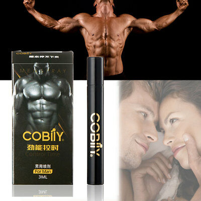 INDIA OIL Delay Spray Powerful Stong 3ml Plant Extracts Big Dick