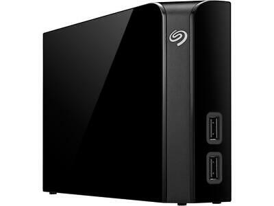 Seagate Backup Plus Hub 10TB USB 3.0 Desktop External Hard Drive STEL10000400