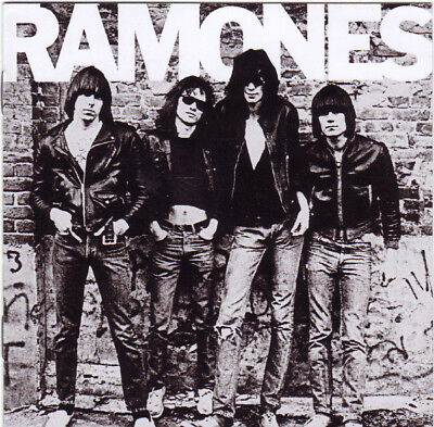 Ramones - Ramones - CD - Very Good Condition