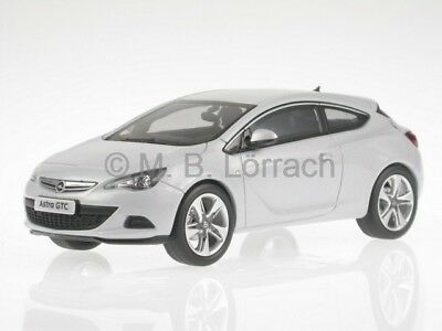 opel astra gtc opc modellauto 1 43 ardenblau eur 21 90 picclick de. Black Bedroom Furniture Sets. Home Design Ideas