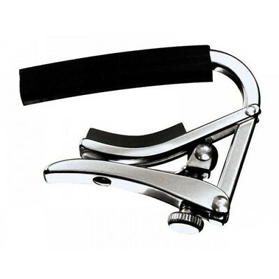 Shubb Deluxe S Series Steel Strings Guitar Capo S1. Free Shipping