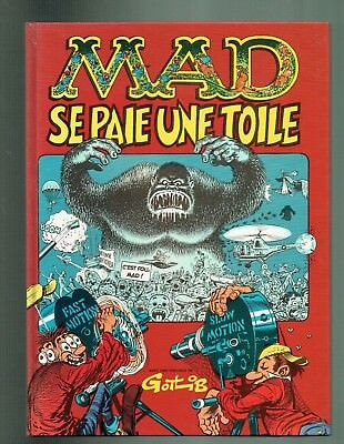 N°418 - MAD SE PAIE UNE TOILE  - Ed. Neptune 1984