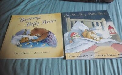 2 x childrens bedtime stories
