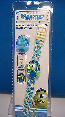 TRADE BOX OF 60 Disney  Monsters University  INTERCHANGEABLE DIGITAL WATCH