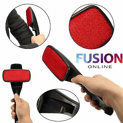 Lint Brush Remover Cleaner Rotating Reuseable Roller Fabric Hair Fur Dust Pet
