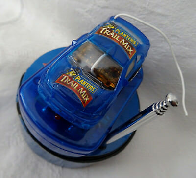Planters Mr Peanut Battery Operated Trail Mix Remote Race Car/Limited Edition