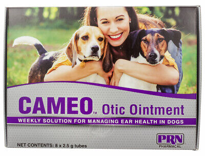 Cameo Otic Otic Ointment [2.5 mL] (8 count)