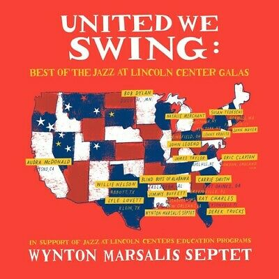 Wynton Marsalis - United We Swing [New Vinyl LP]