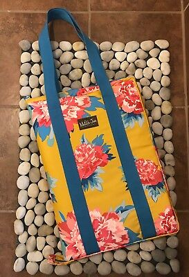 Matilda Jane Clothing Beach Bum Blanket Water & Sand Resistant Tote Carry Bag
