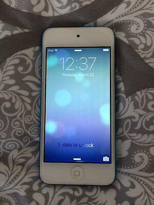 Apple iPod touch 5th Generation Blue (32 GB) {Excellent condition!}