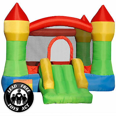 Mighty Bounce House - Inflatable Kids Jump Castle with Blower NEW