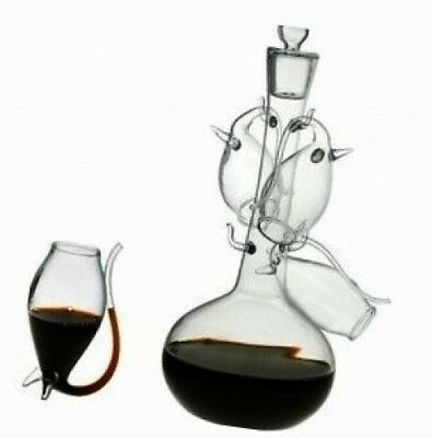 Luxury Port Sipper & Port Decanter Set. Free Delivery