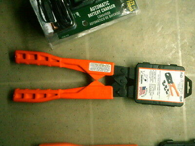 "Shark Bite 23251 1/2"" & 3/4"" Pex Crimp Tool Made In The U.s.a"