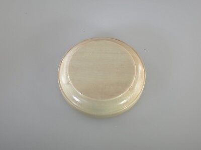 (Lot of 2) Polished Timber Round Wall Patrice 90 mm (dia.) x 20 mm (thickness)